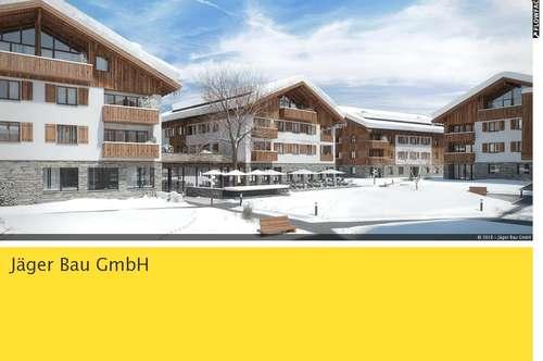 Immobilieninvestment im Ski-In/Ski-Out Resort