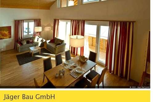 Freizeitwohnsitz in Nationalparkregion: 4-Zimmer Penthouse