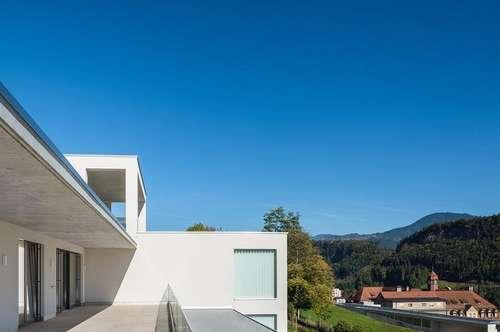 Luxus-Apartment mit großer Terrasse und Panoramablick am Ardetzenberg, Feldkirch