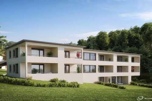 Schöne, sonnige 2-Zimmer Wohnung in Weiler - Baubeginn in Kürze!