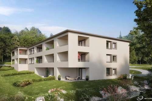 Attraktive 2-Zimmer Wohnung in Weiler