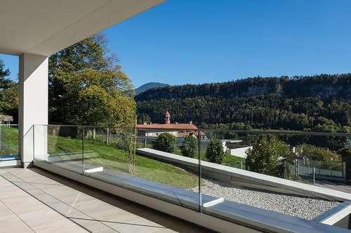 Luxus-Wohnung mit Panoramaaussicht am Ardetzenberg / Feldkirch