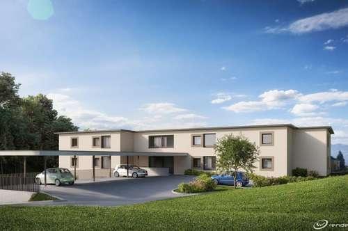 Moderne 4-Zimmer Wohnung in Weiler - Baubeginn in Kürze!