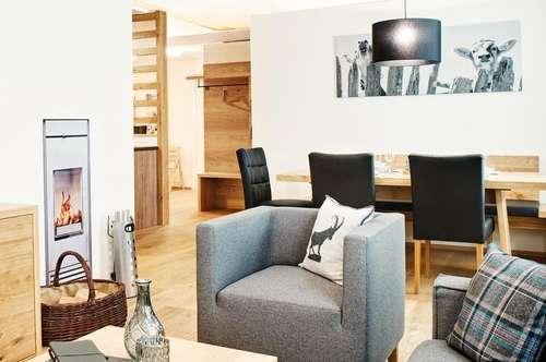 Exklusive 3-Schlafzimmer Wohnung im Ski-In/Ski-Out Resort AlpinLodges Maria Alm
