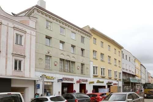 2-Zimmerwohnung im Herzen der Stadt