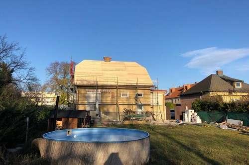 Einfamilienhaus mit Garten in Ebergassing zu mieten