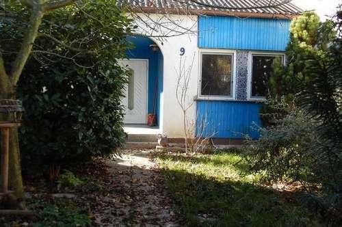 Nettes, kleines Haus mit verträumtem Vorgarten