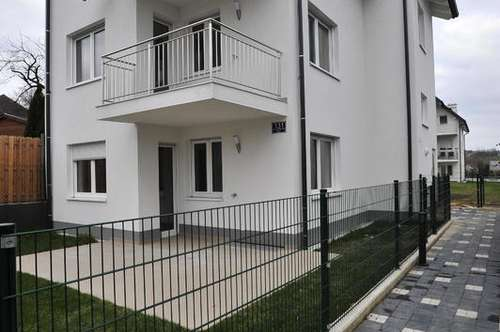 ca. 73 m² 3 Zimmer Neubauwohnung mit 2 Balkonen und Autoabstellplatz