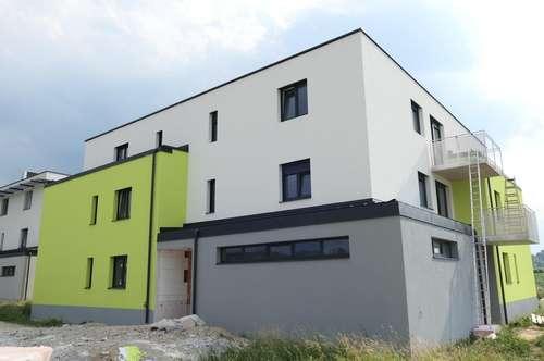 Optimal aufgeteilte 2 Zimmer ERSTBEZUG - WHG inkl, EWE Küche mit Balkon & Stellplatz in Hankenfeld bei Tulln