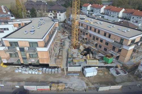 Wohnen in Spillern - Schlüsselfertige Erstbezugs WHG inkl. Küche (Miete & Kauf)