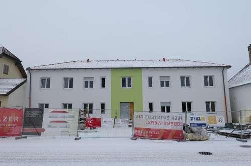 KURZ VOR FERTIGSTELLUNG --- Erstbezug 3 - Zimmer WHG inkl. EWE Küche & Stellplatz