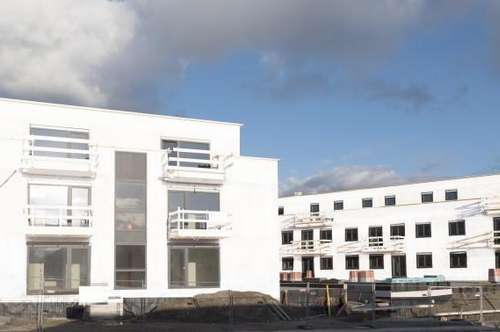 Wohnen in Spillern - Schlüsselfertige Erstbezugs Wohnungen mit Freifläche/Gärten