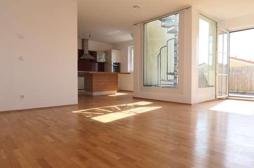 Wunderschöne 4 Zimmer DG-Wohnung mit XXL-Dachterrasse/Stellplatz in Guntramsdorf --- Inkl. Heizung