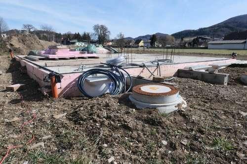 Ihr Neues Eigenheim - Grundstück inkl. fertigen Dichtbetonkeller in Rohrbach an der Gölsen bei Hainfeld