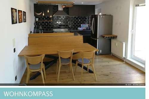 Innsbruck - Höttinger Au: 3-Zimmer-Wohnung hochwertig ausgestattet!
