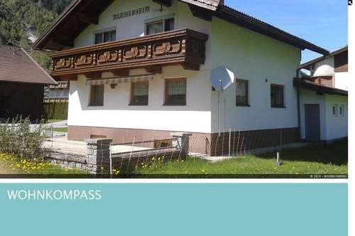 Längenfeld: Ruhig gelegenes Wohnhaus mit Traumaussicht!
