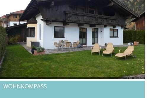 Längenfeld: Sonnig gelegenes Wohnhaus!