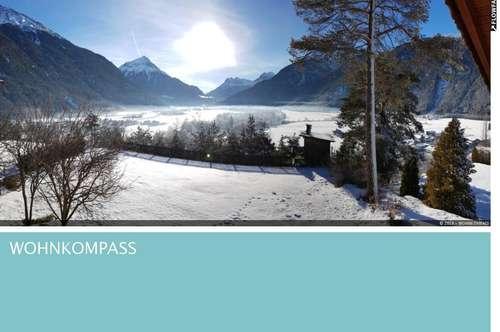 Längenfeld: Wohnhaus mit wunderschöner Aussicht in absoluter Sonnenlage!