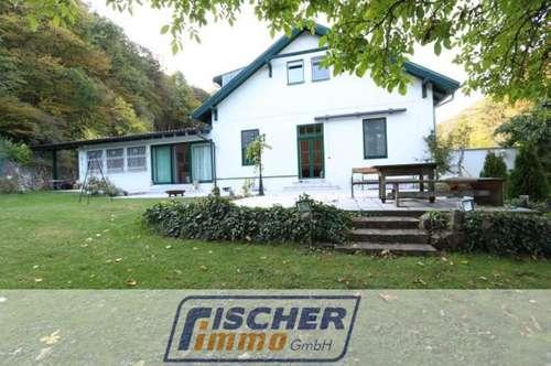Baden/Pfaffstätten - günstige Gelegenheit: Haus mit 3 Wohneinheiten mit viel Potenzial in Grünruhelage mit großem Garten!/30