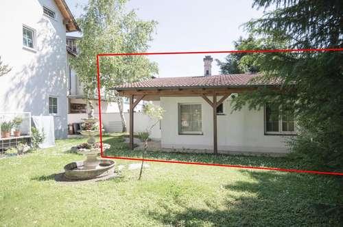 Baden: kleines Miethaus (ehem. Büro / Zweit-Wohnsitz) mit 35m² (2 Zimmer), Bad und kleiner Küche