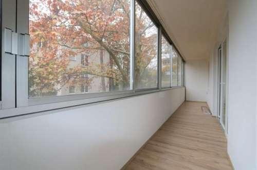 Erstbezug nach Sanierung! Schöne 2-Zimmer-Wohnung mit verglaster Loggia im Zentrum/8