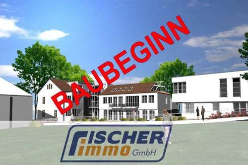 BAUSTART: Moderne 2-Zimmer-Wohnung mit Balkon/105