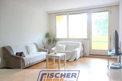 Wunderschöne 2-Zimmer-Loggia-Wohnung - Grünblick - in Zentrumsnähe!/1