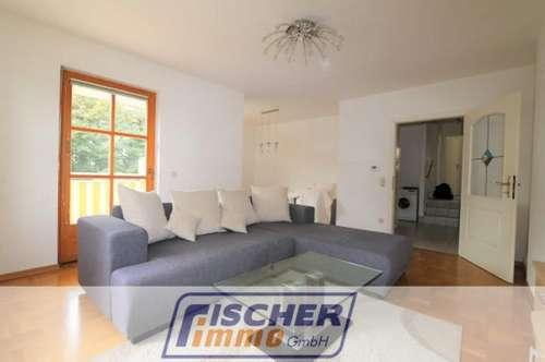 Schöne 3-Zimmer-Wohnung mit Balkon und Garagenplatz im Villenviertel von Baden/14
