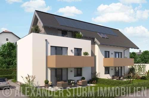 NEUBAU   Exklusive 3 Zi.-Wohnung mit Balkon   Wohnbauförderung möglich