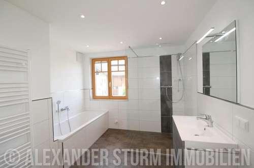 Erstbezug nach Sanierung |  3 Zi.-Wohnung am Walserberg | Pauschalmietzins inkl. BK und Heizung
