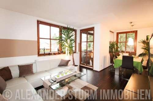 AN DER GLAN | Schöne 3 Zi.-Wohnung mit Balkon