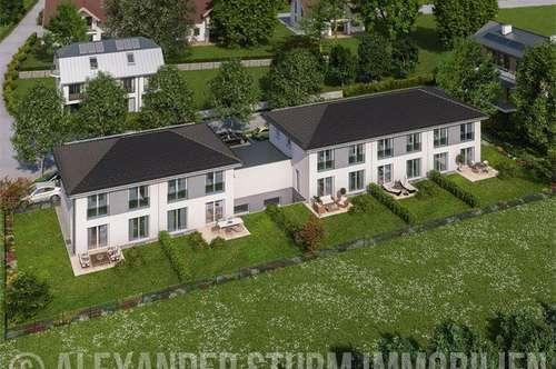 EIN SCHÖNES FLECKCHEN ERDE - Moderne Reihenhäuser in Irrsdorf/ Straßwalchen | Provisionsfrei für den Käufer