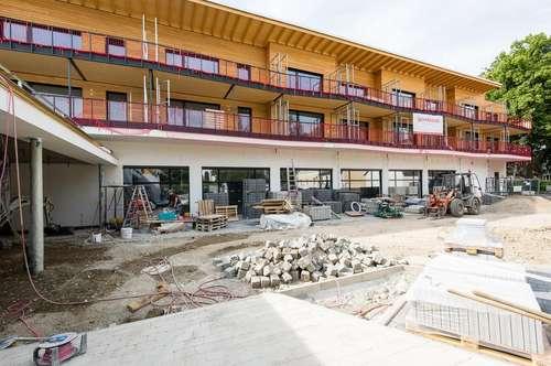LAUFEN I Neubauwohnungen - großzügig, stilvoll und nachhaltig I 2-Zimmer Wohnung I Top 4