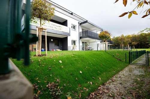 OBERNDORF I 3 Erstbezugswohnungen mit Balkon und grüner Nachbarschaft