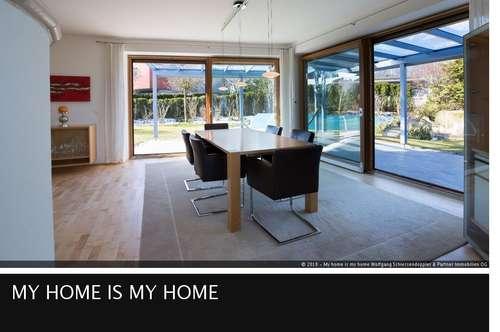 MONDSEE | Großzügiges Zuhause zwischen Mondsee & Irrsee Villa am geschützten Grünland