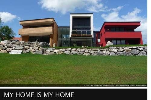 PLAINFELD | Design-Wohnung mit Garten und Aussensauna