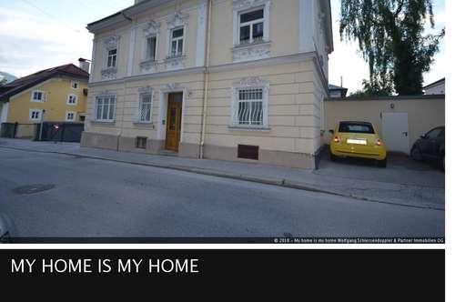 MÜLLN | Gemütliche 2-Zimmer-Wohnung mit Balkon in Ceconi-Villa