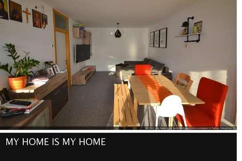 ALTLIEFERING | 2-Zimmerwohnung mit Loggia und Einzelgarage in ruhiger Siedlungslage