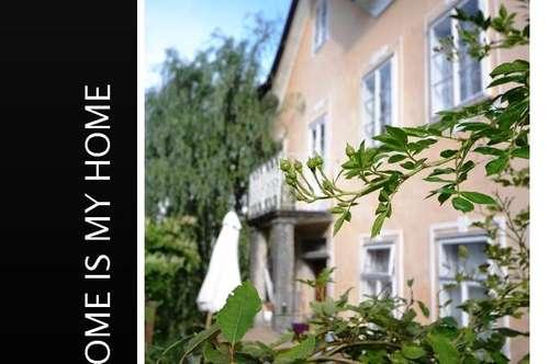 OBERGNIGL - nahe Heuberg | renovierte 3,5-Zi.-Altbauwohnung mit Balkon in Ruhelage