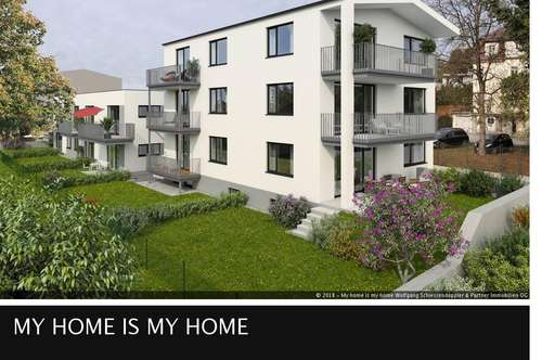 NONNTAL | Erstbezug | 12 Wohnungen mit Lebensqualität (Fertigstellung Juni 2019) – 2-Zi.-Whg. ab 37 m²
