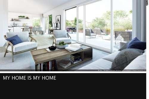 THUMEGG | Erstbezug in bester Lage! Modernes Wohnkonzept für höchste Ansprüche