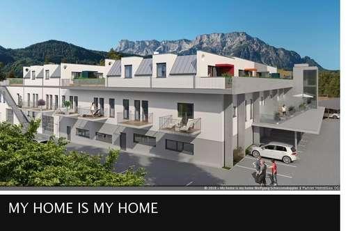 HIGH-LIFE | OBERALM 1.-Bezug 2-Zi.-Designwohnung mit Terrasse