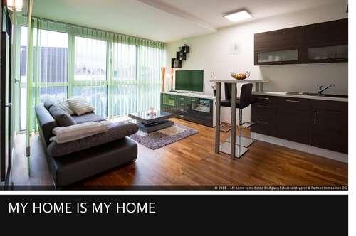 THALGAU   3-Zimmerwohnung mit modernem Flair und Terrasse