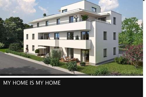 GNIGL/HEUBERG I Wohnen mit Anspruch – Luxuriöse Neubau-Gartenwohnung, T1
