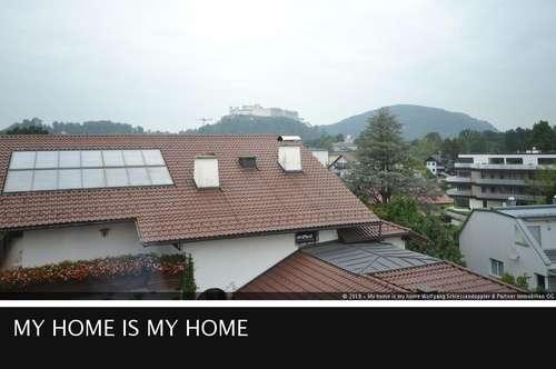 THUMEGG | Gepflegte 2,5-Zimmer Dachgeschosswohnung