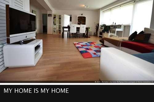 ITZLING–FROSCHHEIM   Neuwertige 4-Zimmer-Wohnung mit großer Terrasse