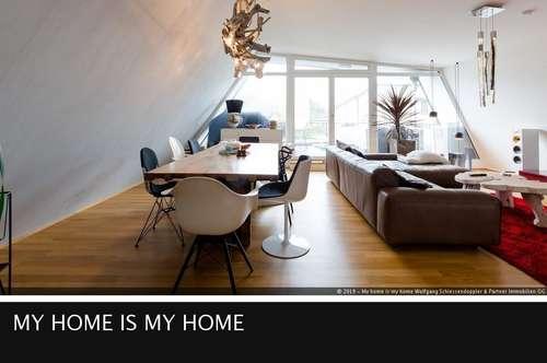 RIEDENBURG | Exklusive Terrassenträume im neuen Penthouse