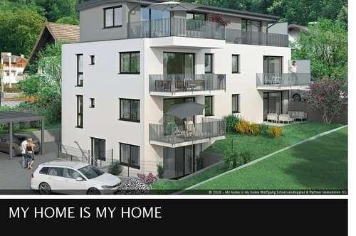 LANGWIED   Willkommen in Ihrem neuen Zuhause   Exklusive 2-Zimmer-Gartenwohnung am Stadtrand - T02