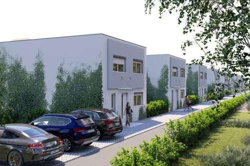 SmartReal: Haus mit Garten + 2 Abstellplätzen