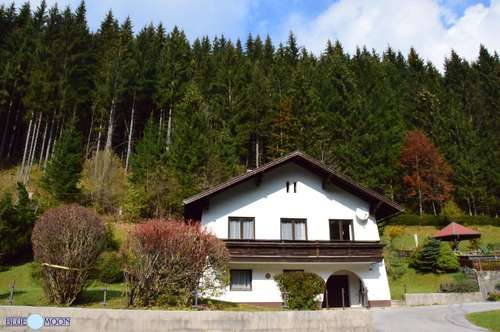 Annaberg, Einfamilienhaus, 4 Zimmer, 100m² Wohnfläche, Garten, Balkon 18m², Garage, 995m² Grundstück